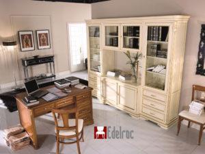 Biblioteca 614T mobilier ,mobilier lemn living,mobilier clasic
