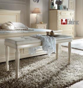 Bancheta 6005T mobilier ,mobilier lemn dormitor,mobilier clasic