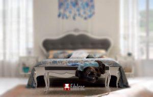 Bancheta 1034T mobila ,mobilier dormitor ,mobila clasica