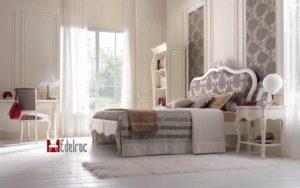 Pat Frantuzesc 1040T mobila ,mobilier dormitor ,mobila clasica