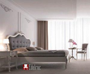 Pat matrimonial 1031T mobila ,mobilier dormitor ,mobila clasica