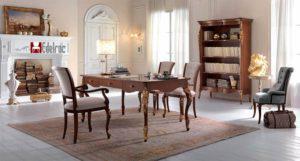 Birou 1019T ,mobilier ,mobilier lemn Birou ,mobilier clasic