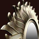 Oglinda JJE mobilier ,mobilier lemn masiv,mobilier clasic
