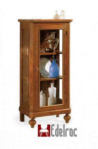 Vitrina E6013A  Mobilier clasic din lemn