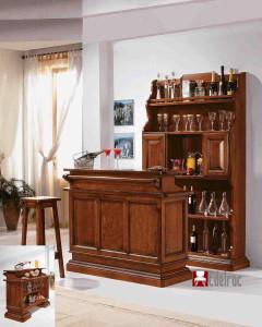 Mobilier Bar E1223A  Mobilier clasic din lemn