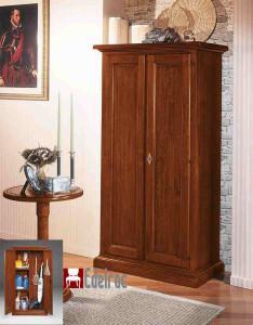 Dulap debara E712A Mobilier clasic din lemn