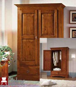 Dulap haine E1907A  Mobilier dormitor mobila lemn