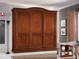 Dulap haine E499A  Mobilier dormitor mobila lemn