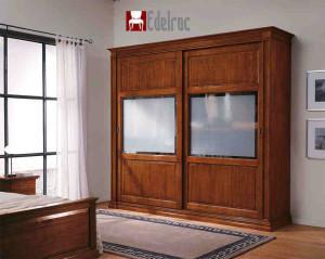 Dulap haine E484A  Mobilier dormitor mobila lemn