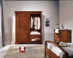 Dulap haine E481A Mobilier dormitor mobila lemn