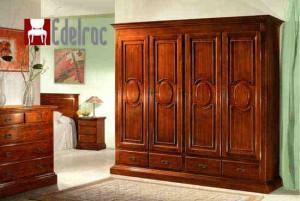 Dulap haine E464A  Mobilier dormitor mobila lemn