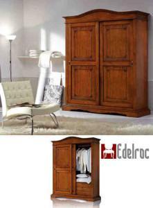 Dulap haine E282A Mobilier dormitor mobila lemn
