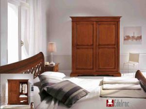 Dulap haine E266A Mobilier dormitor mobila lemn