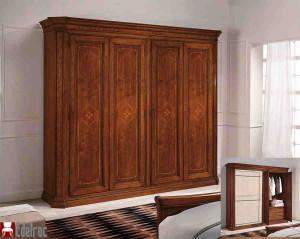 Dulap haine E256A Mobilier dormitor mobila lemn
