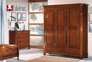 Dulap Haine E455A Mobilier dormitor mobila lemn