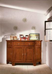 Comoda 977A Mobilier clasic din lemn