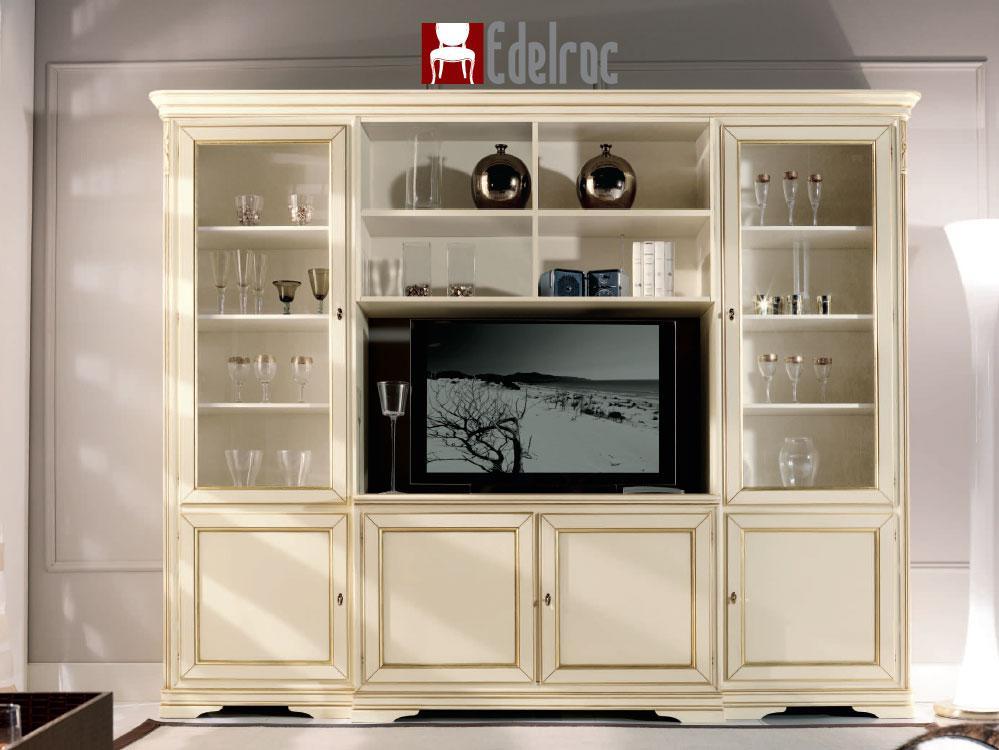 Biblioteca 613T mobilier ,mobilier lemn living,mobilier clasic