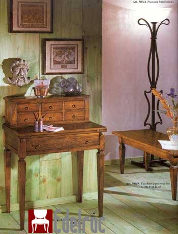 Birou E1547A mobilier ,mobilier lemn birou ,mobilier clasic