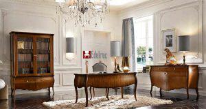Colectie birou FR01E Mobilier clasic din lemn Mobilier birou