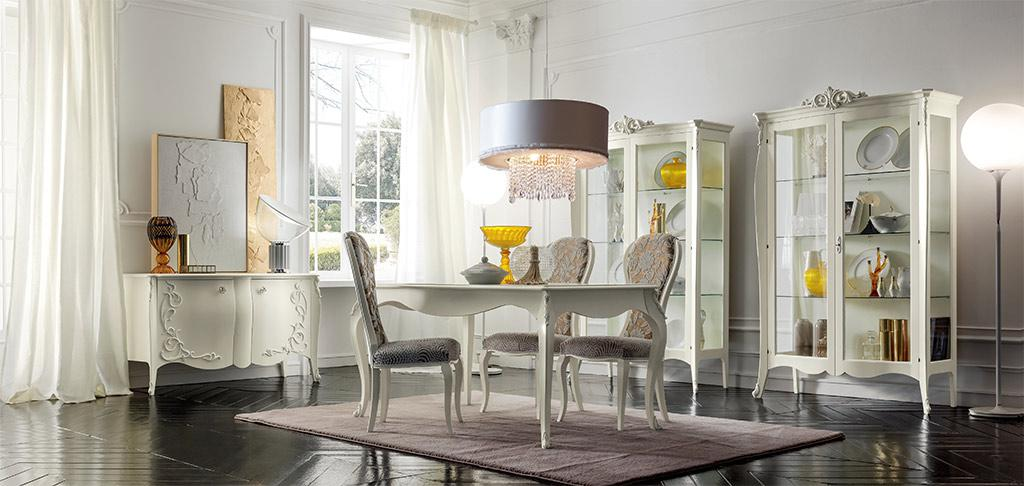 Mobilier dining, Mobilier lux,mobilier lemn,Dining Charme 01