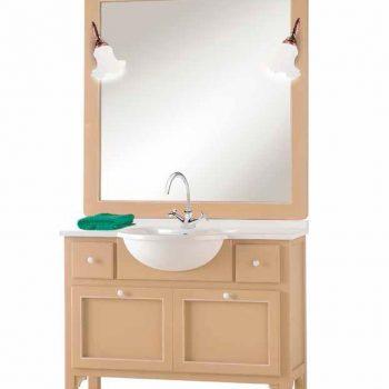 Set-baie-E424A ,mobilier baie,Edelroc mobilier din lemn