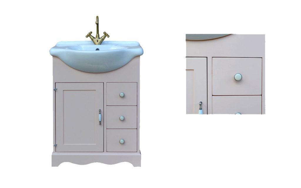 Corp baza E9510Bncs, mobilier baie,mobilier lemn