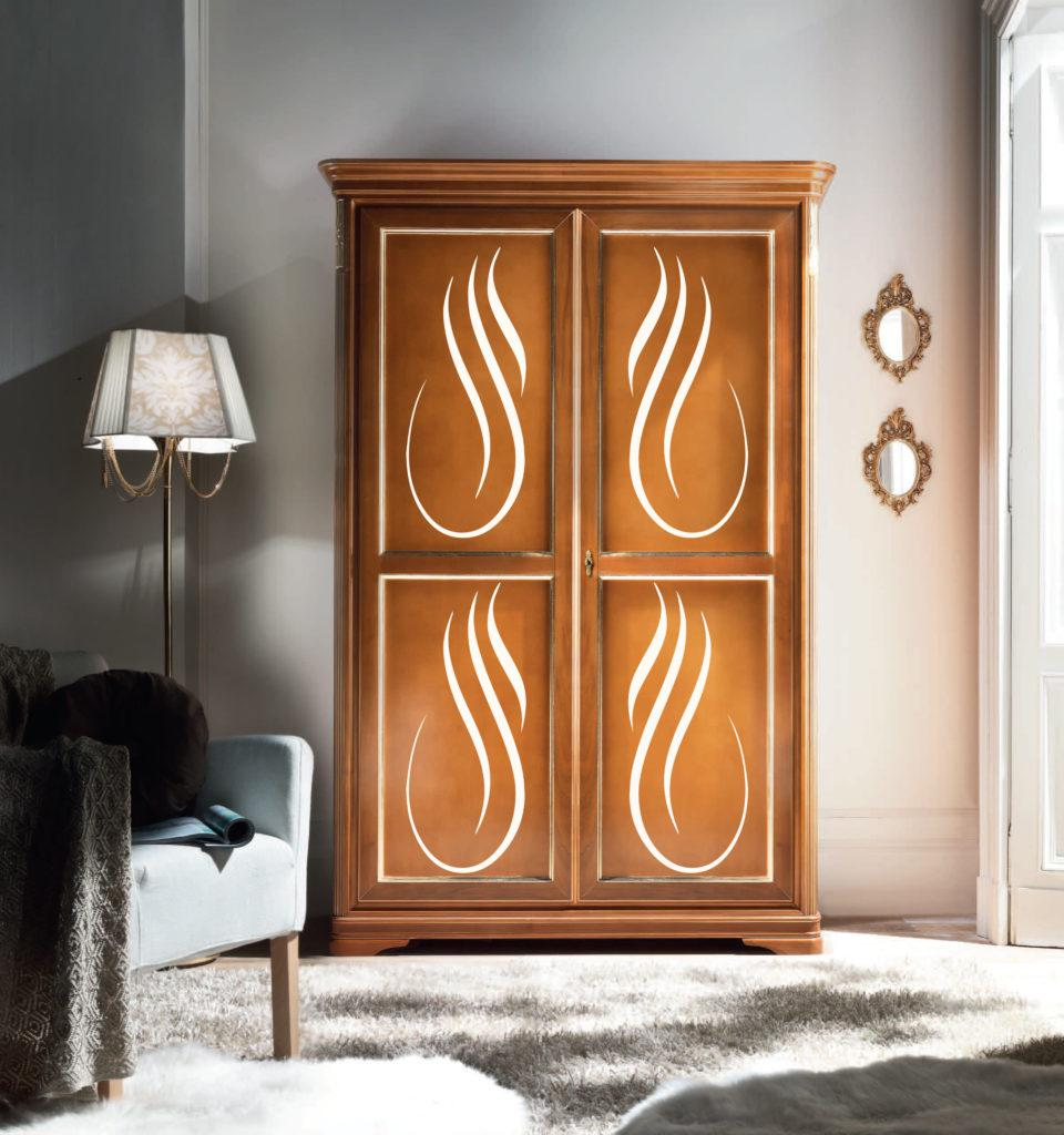 Mobilă Pictată mobila lemn
