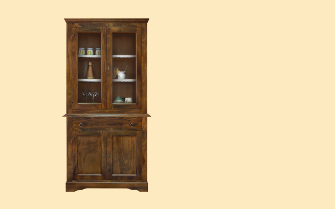Bufet 2 usi E2415 mobilier clasic bucatarie