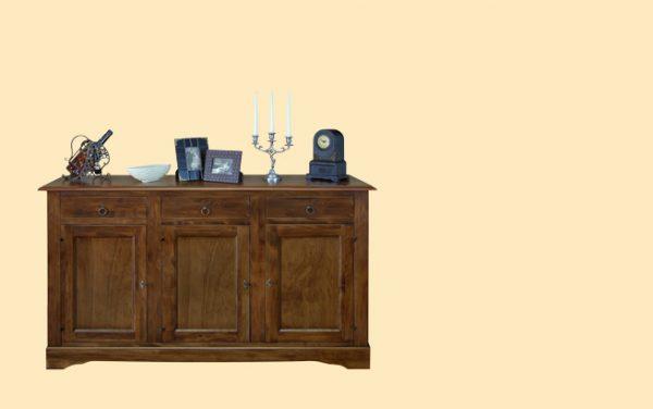 Comoda 3 usi E2413 - mobilier clasic pentru dining