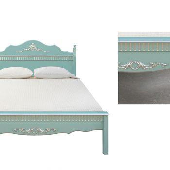 Pat-dublu-E-D4 ,mobilier clasic lemn, mobilier edelroc