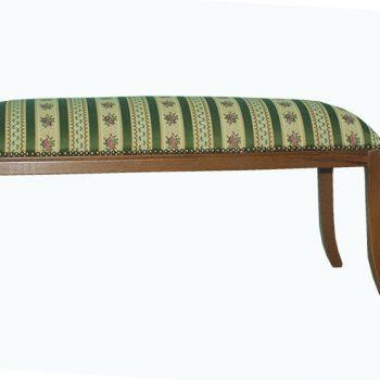 Pouff-E136S Edelroc mobilier din lemn