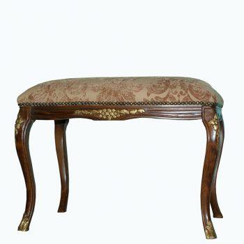 Pouff-E205S,Edelroc mobilier din lemn