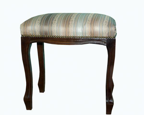 Pouff-E233S ,Edelroc mobilier din lemn