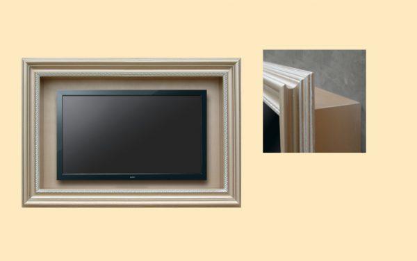 Rama tv E8408 MetA cu dimensiunile 180 x 120 x 25 cm