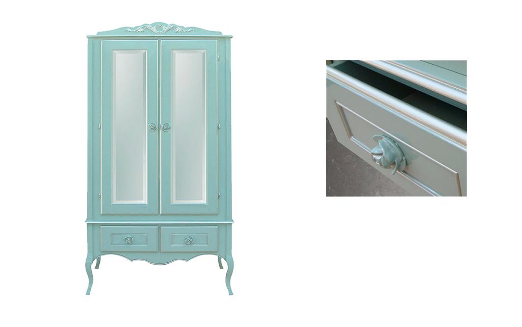 Sifonier-cu-2-usi-ED2 mobilier clasic lemn, mobilier edelroc
