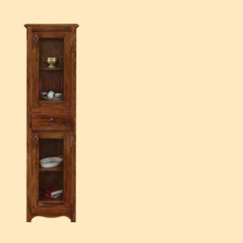Vitrina E9506 Nuc mobilier clasic pentru baie
