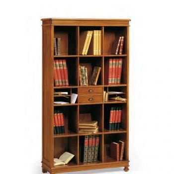 Bibliotecă 190E Edelroc mobilier din lemn
