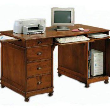 Birou 191 Edelroc mobilier din lemn
