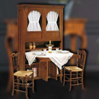 Dulap bucătărie 164E Edelroc mobilier din lemn