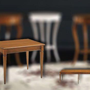 Masă 206E Edelroc mobilier din lemn