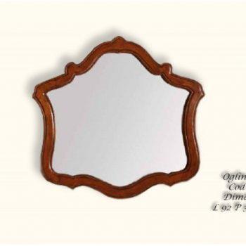 Oglinda 2116A Edelroc mobilier din lemn