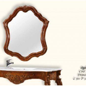 Oglinda 2120A Edelroc mobilier din lemn