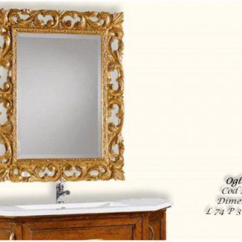 Oglinda 2123A Edelroc mobilier din lemn