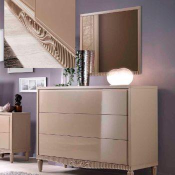 Comoda-EA1232T , mobilier clasic lemn, mobilier edelroc