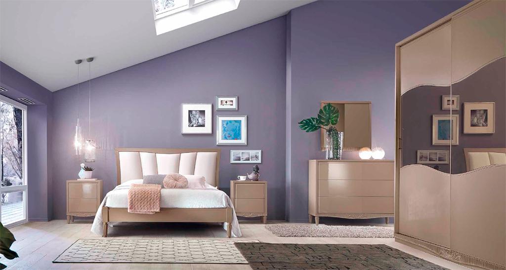 Oglinda E1215T , mobilier clasic lemn, mobilier edelroc