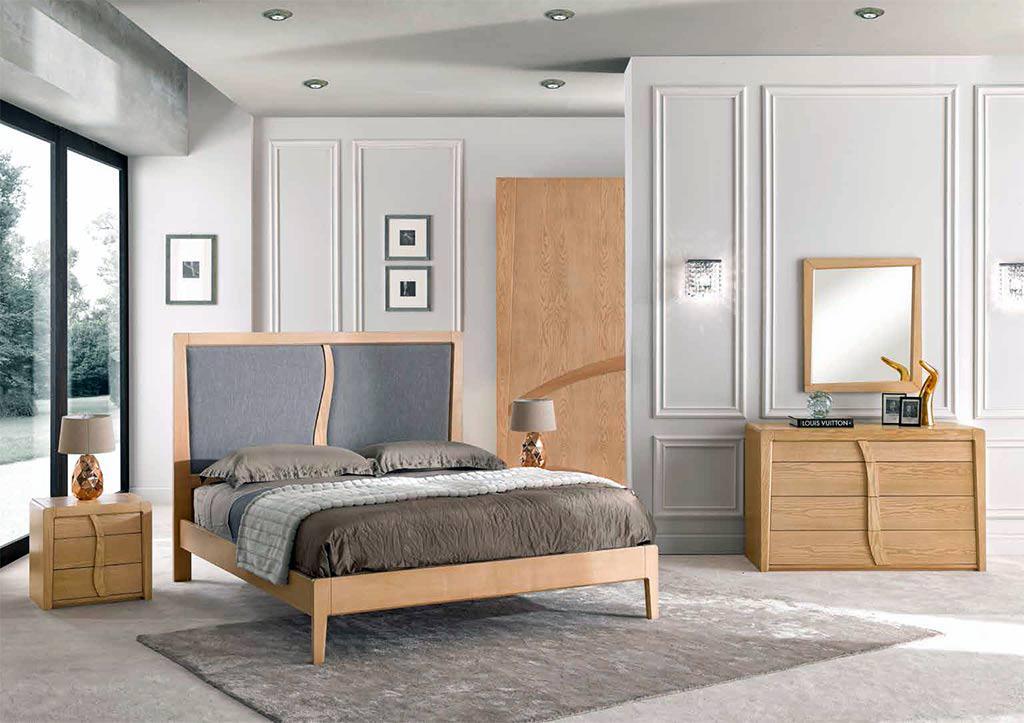 Dormitor Nature 01 mobilier dormitor,Edelroc mobilier din lemn