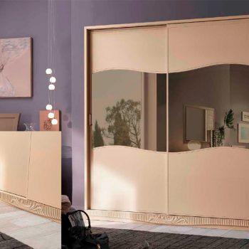 Dulap-Haine-E1237TS mobilier clasic lemn, mobilier edelroc