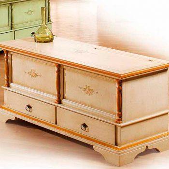 Lada zestre E5006A ,mobilier dormitor,Edelroc mobilier din lemn