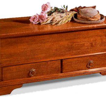 Lada zestre E5007A ,mobilier dormitor,Edelroc mobilier din lemn
