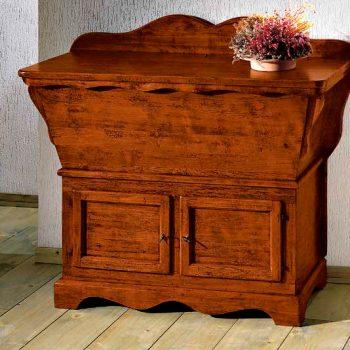 Lada zestre E813A ,mobilier dormitor,Edelroc mobilier din lemn